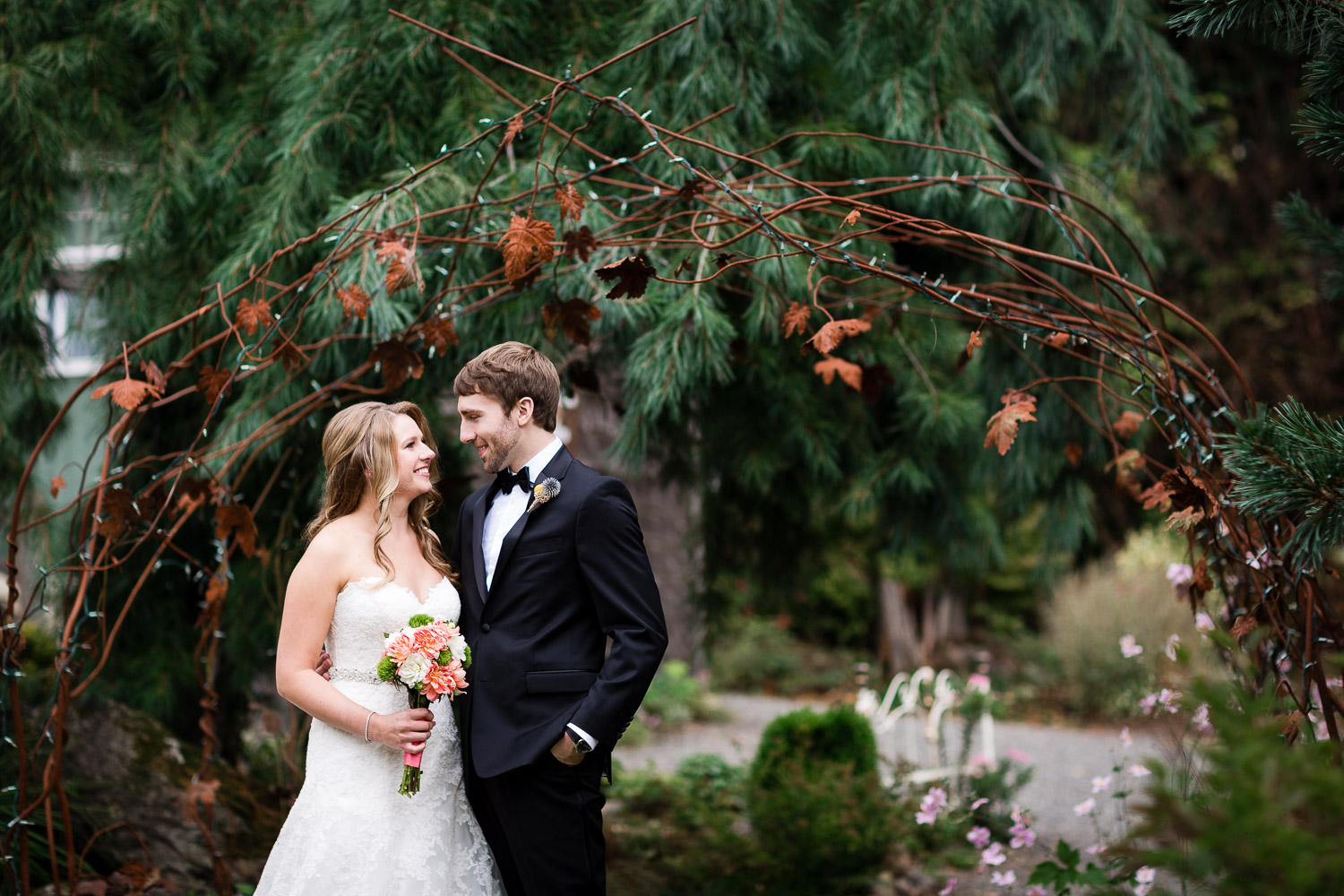Amy and Jeromy - Twin Willow Gardens