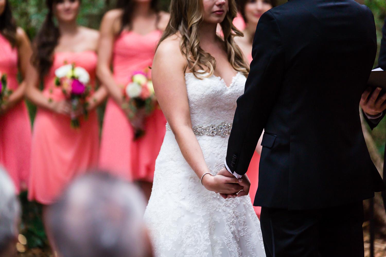 Wedding Ceremony - Twin Willow Gardens