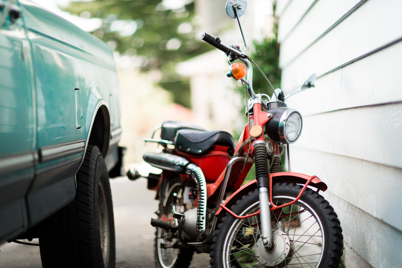 1974 Honda Trail 90 - CT90