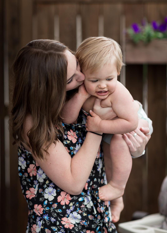Washington Baby and Family Photographer