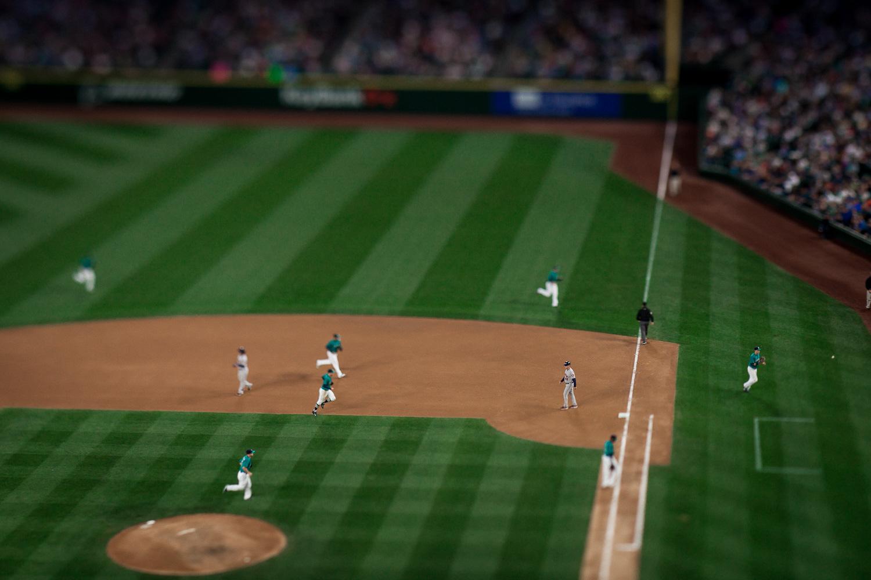 Seattle Mariners Baseball Game
