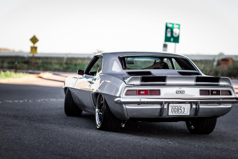 Washington Restored Classic Camaro
