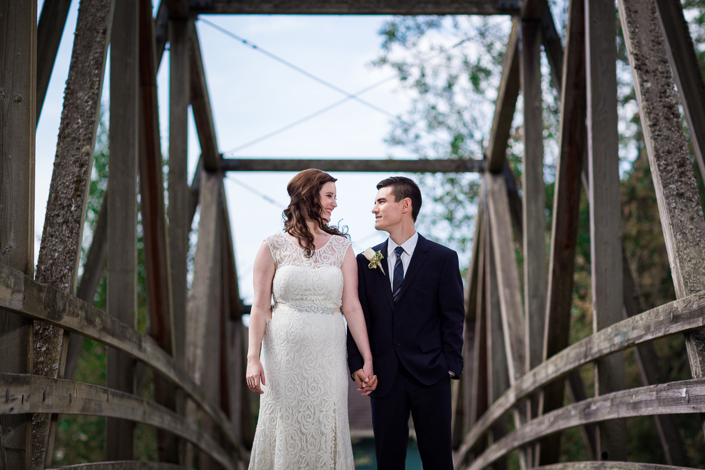 Bothell Landing Wedding Photographer