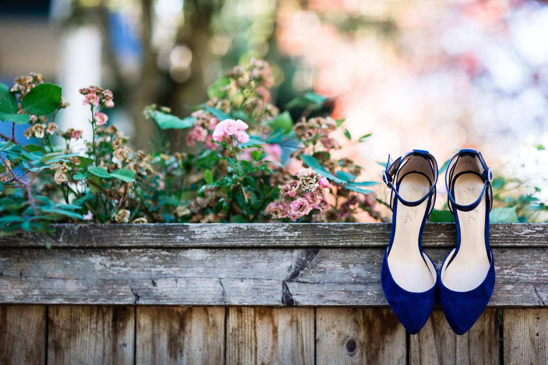 Fall Bridal Wedding Shoes