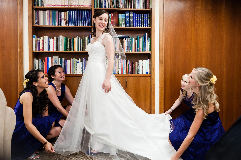 Chapel of Christ the Teacher - Wedding Gown