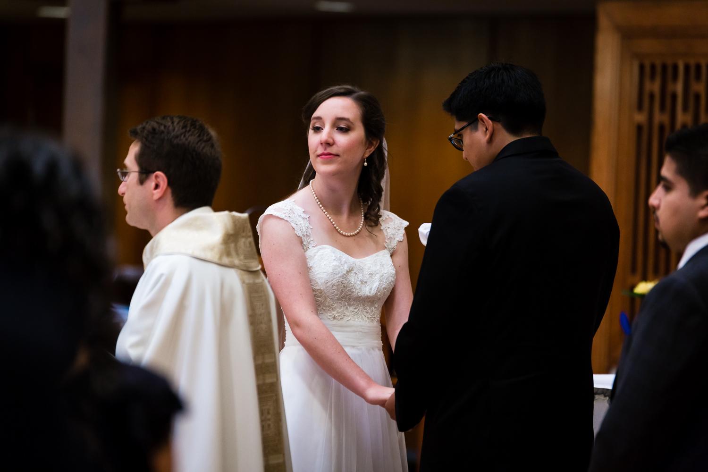 Wedding Ceremony Bride
