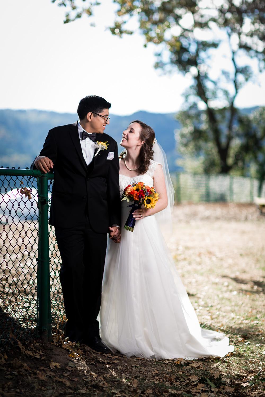 Waud Bluff - Wedding Portraits