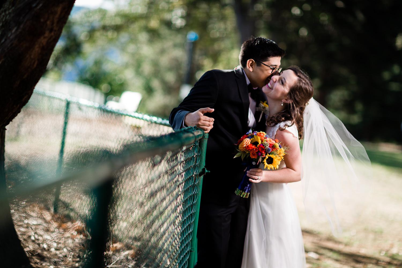 University of Portland Wedding Photography