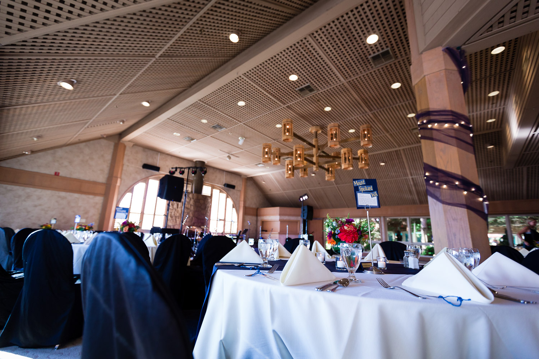 Columbia Edgewater Country Club - Wedding Reception