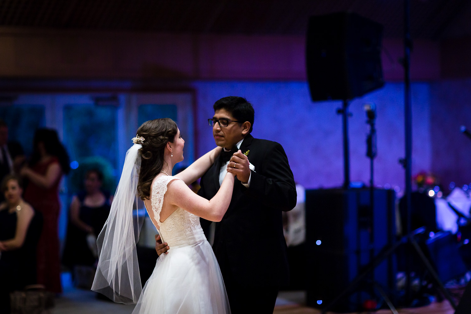 First Dance Columbia Edgewater Country Club