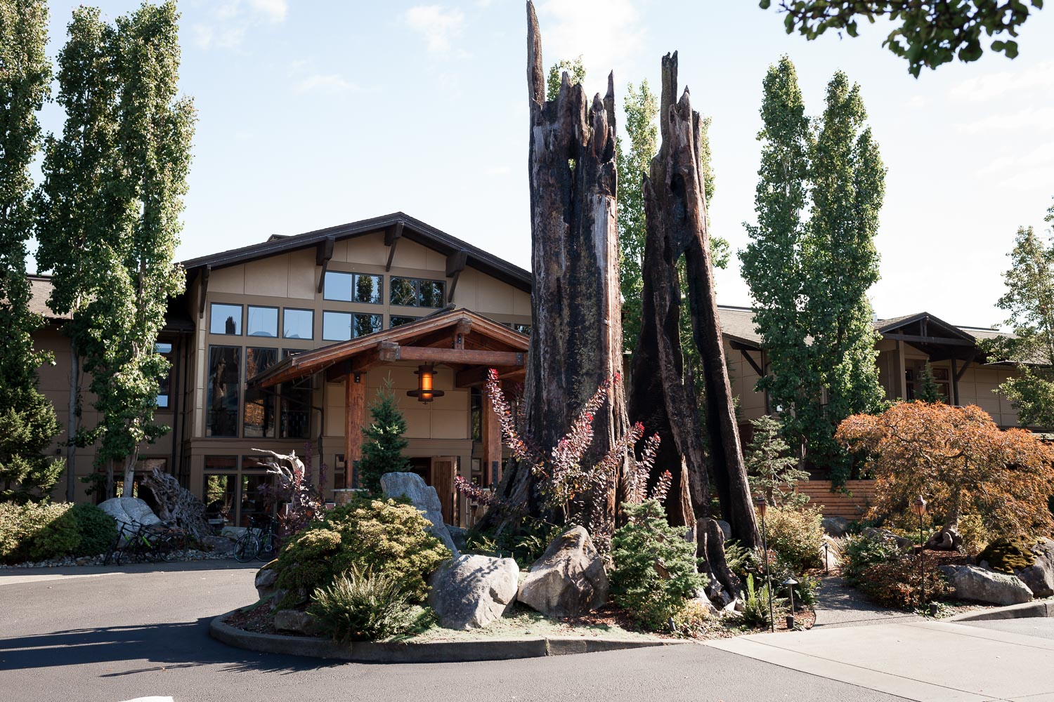Woodinville Willows Lodge Wedding