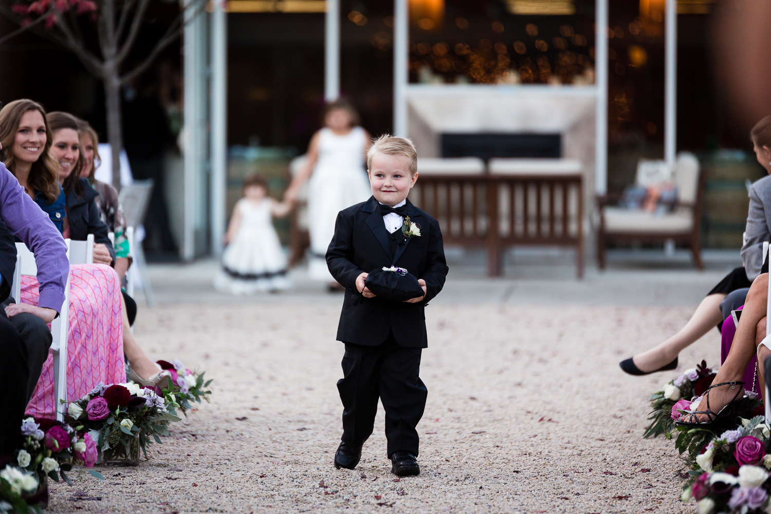 Woodinville Ring Bearer