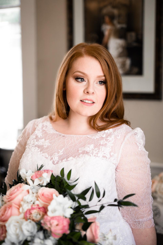 Belle Chapel Wedding Bride