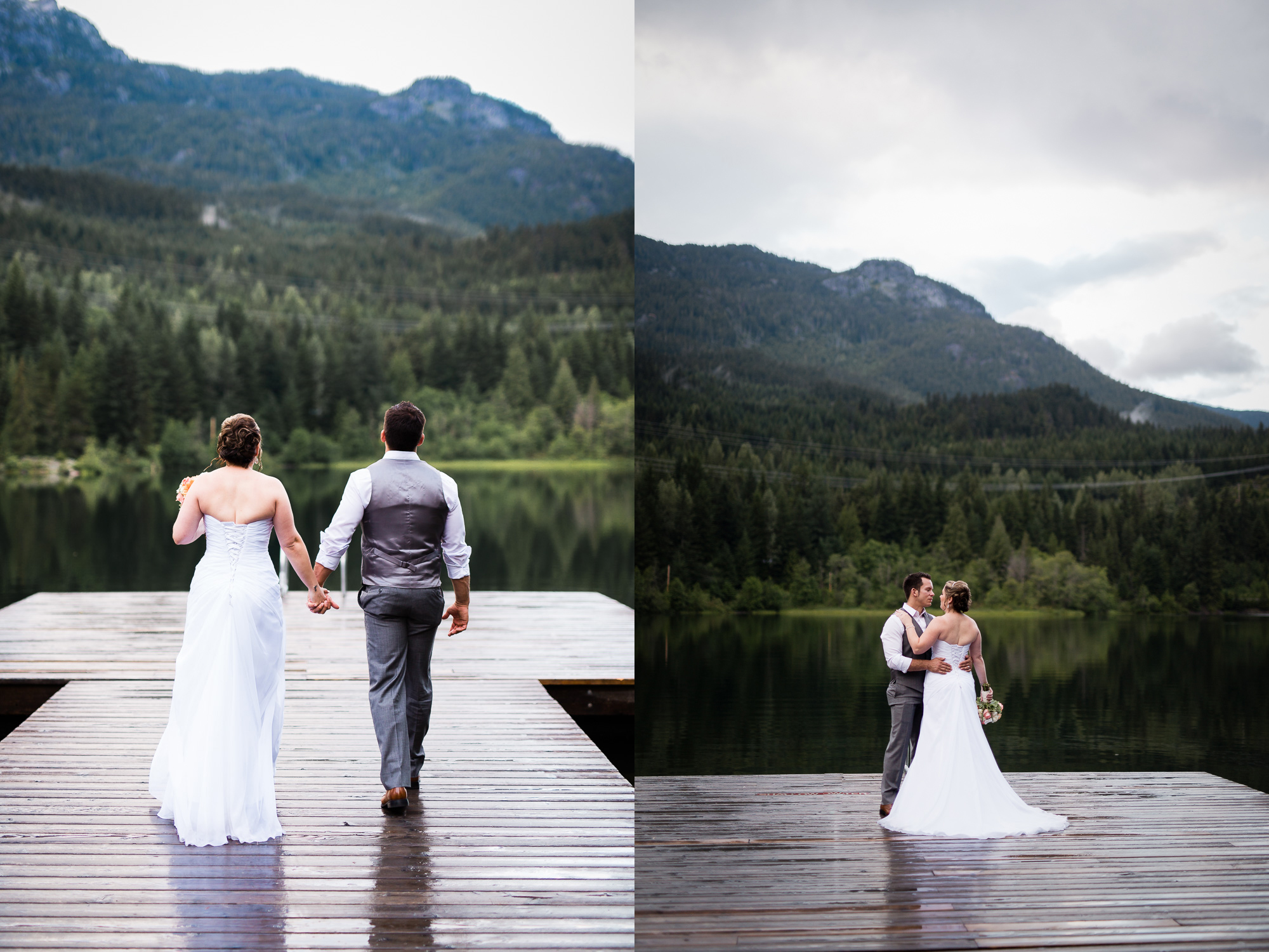 Nita Lake Lodge Wedding Destination