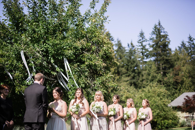 Farm Kitchen Wedding Ceremony