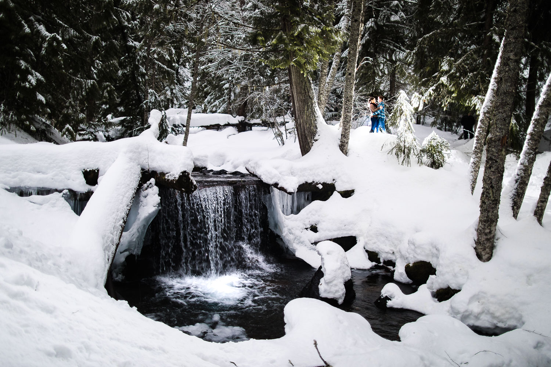 Snoqualmie Falls Hikes