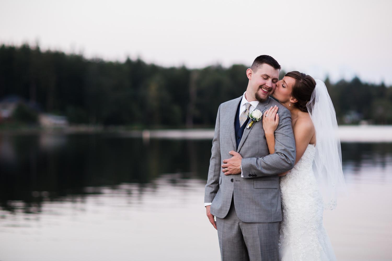 In love wedding