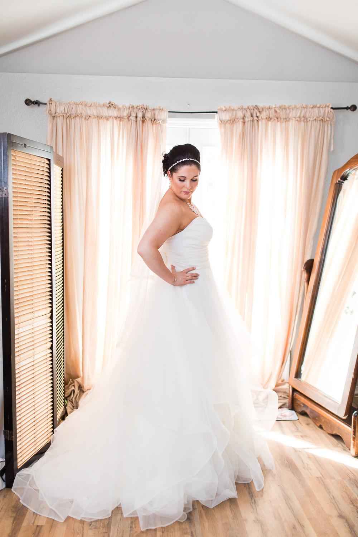 Arlington WA Wedding Bride