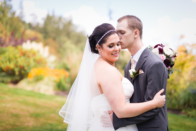 WA Wedding Photographer First Look