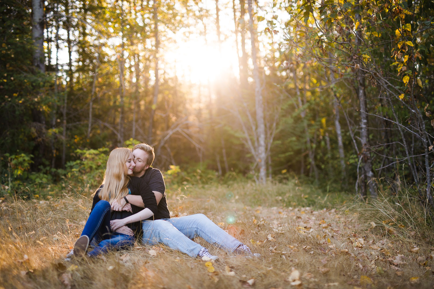 Snoqualmie Engagement Photography