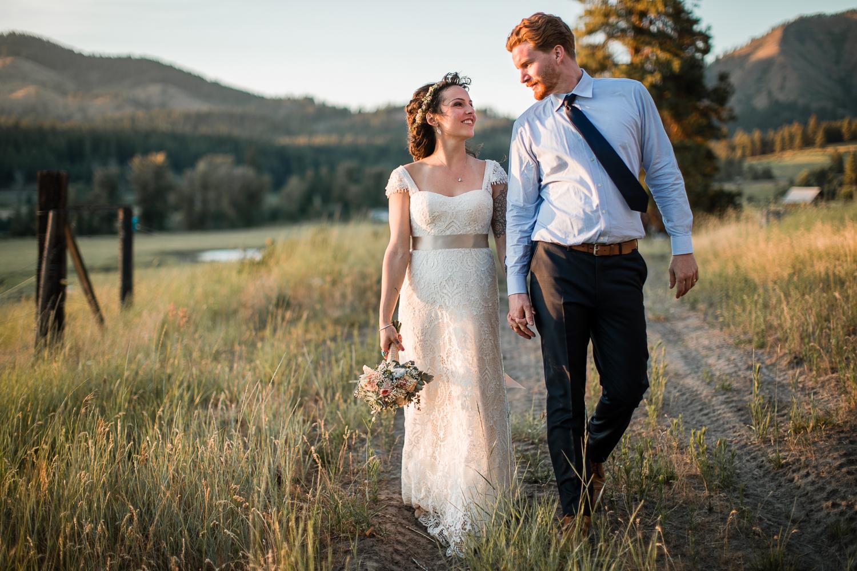 Cle Elum Wedding Photography