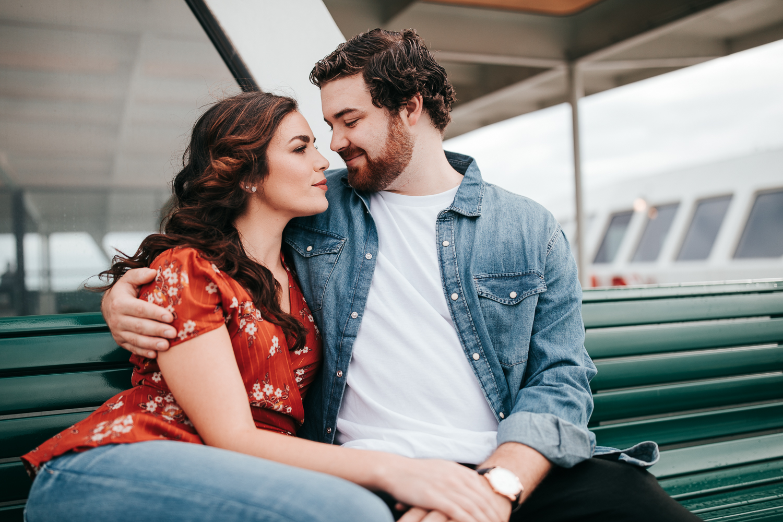 Seattle Wedding Couple