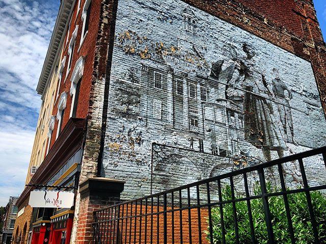 Carlisle Mural.