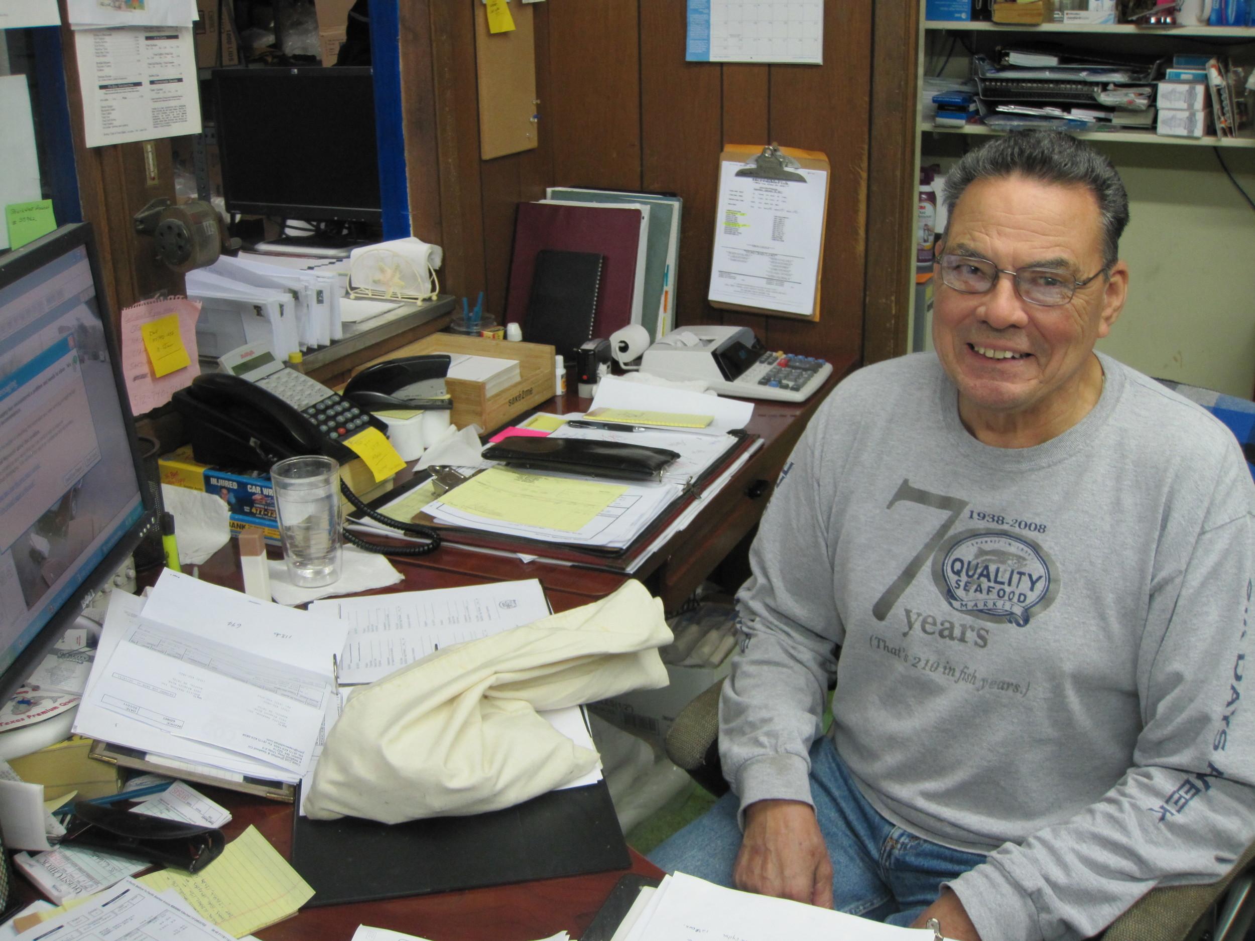 Tom Cantu - Office