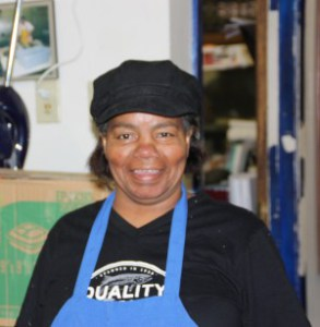 Beverly Wright - Kitchen/Manager
