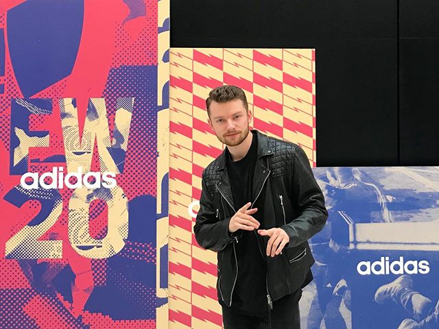 Absolute pleasure to perform for @adidas to present their FW20 collection! Always wanted to work with a big sports brand and since my lifetime goal is to be sponsored by one I count this as a first step into the right direction 👀 #manifestation. Also not to forget: met a lot of fun people during the past two days - good vibes only 💫 #adidas #threestripes #threestripeslife #FW20 #fashion #performer #choreographer #modeling #dancer #passion #careeropportunities #careergoal