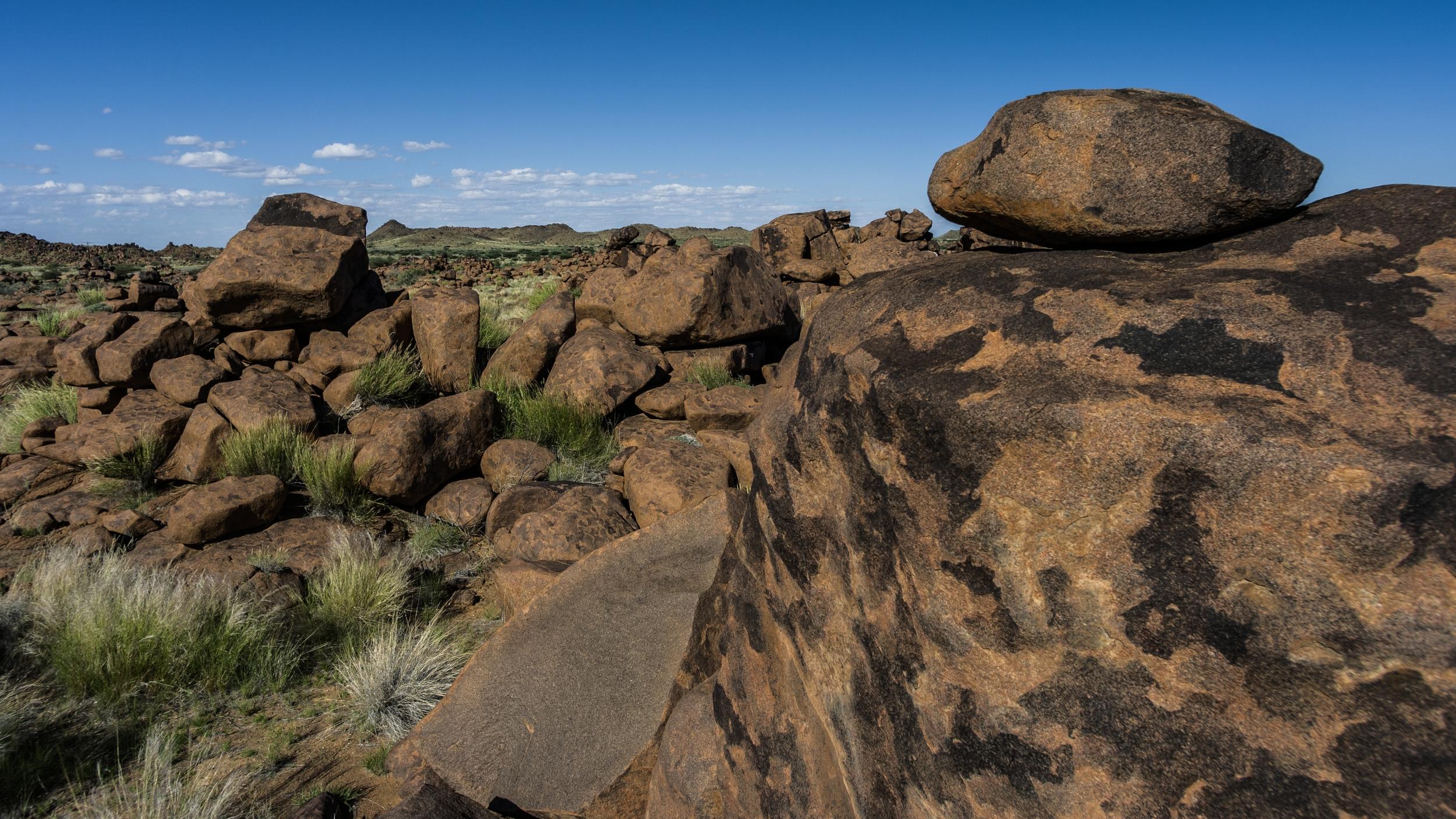 KEETMANSHOOP, NAMIBIA