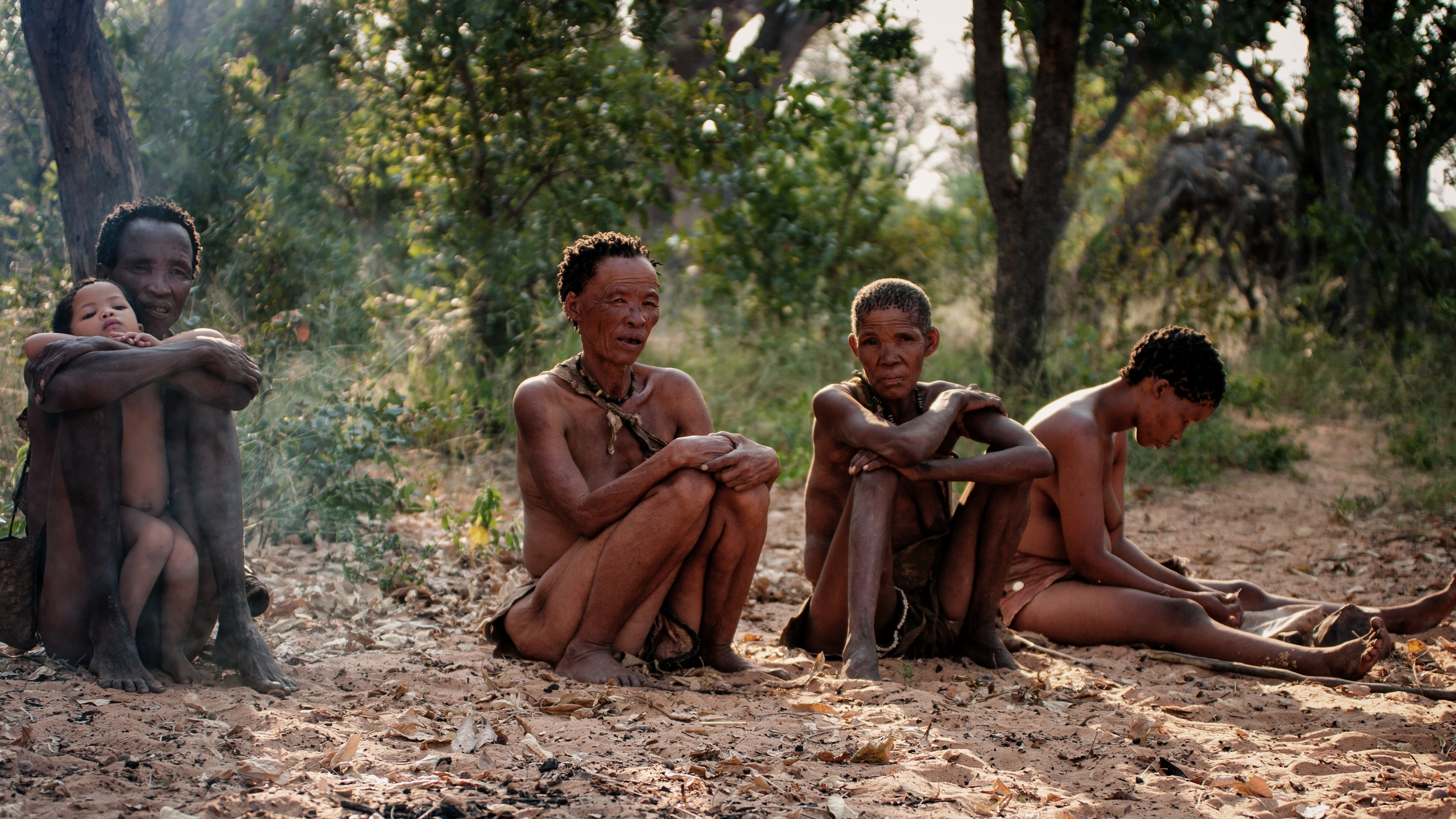 TSUMKWE, NAMIBIA