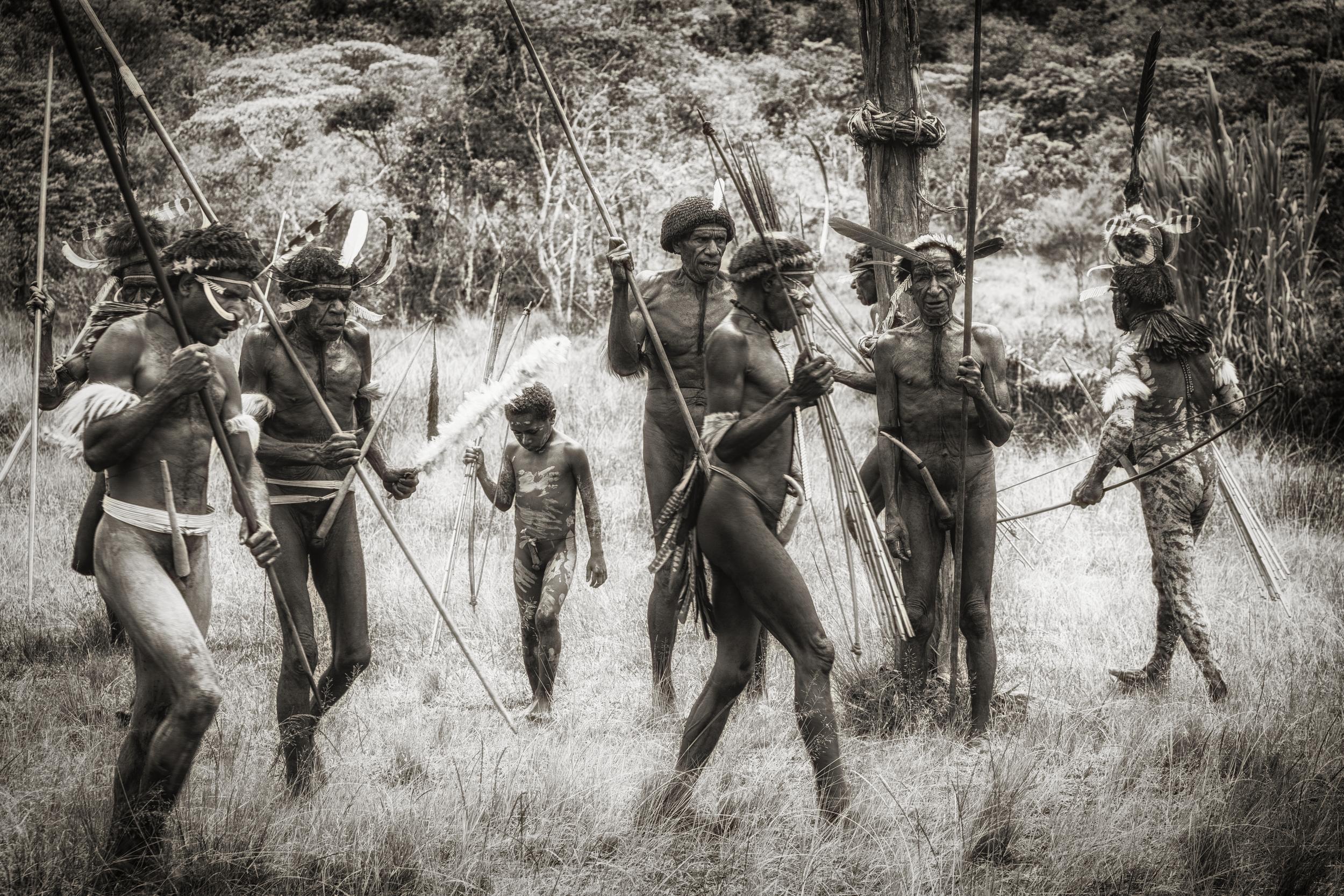 generation of warriors