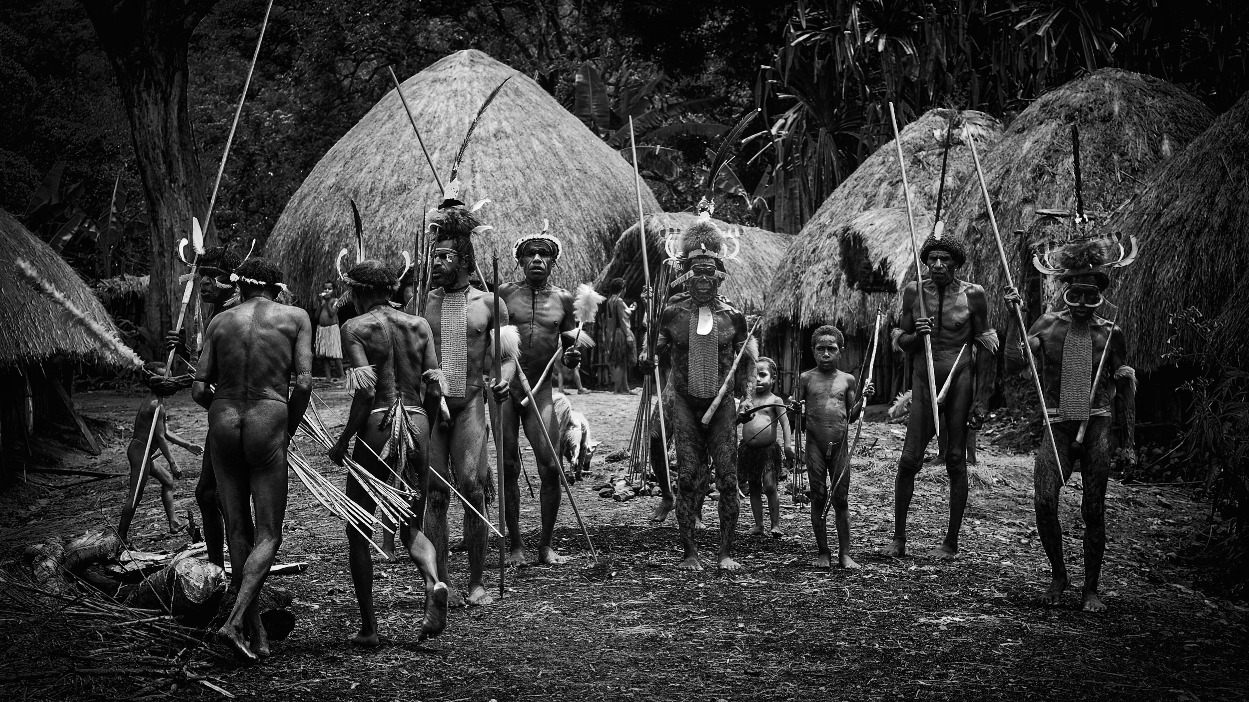 ancestors of civilization
