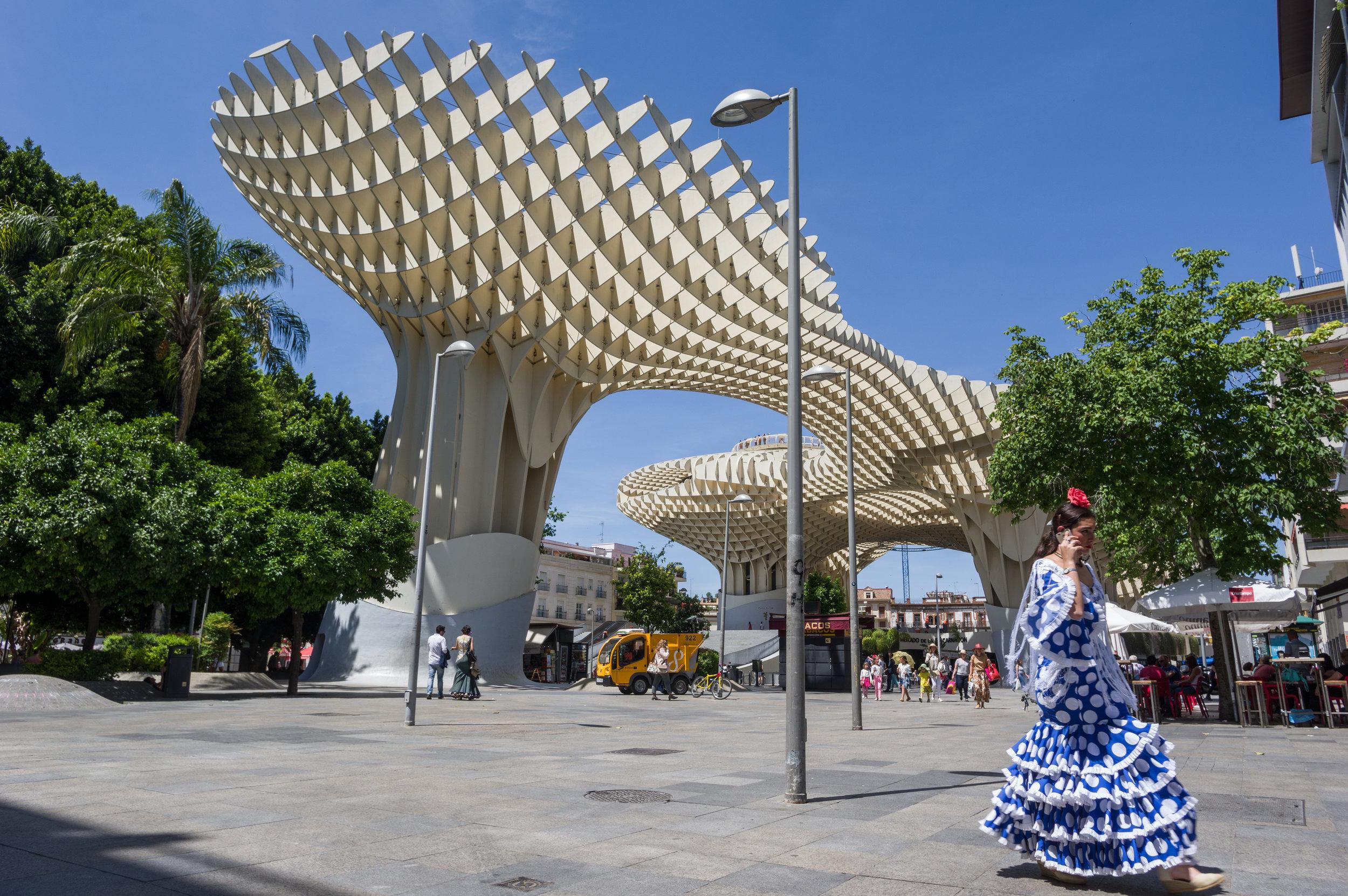 METROPOL PARASOL, SPAIN