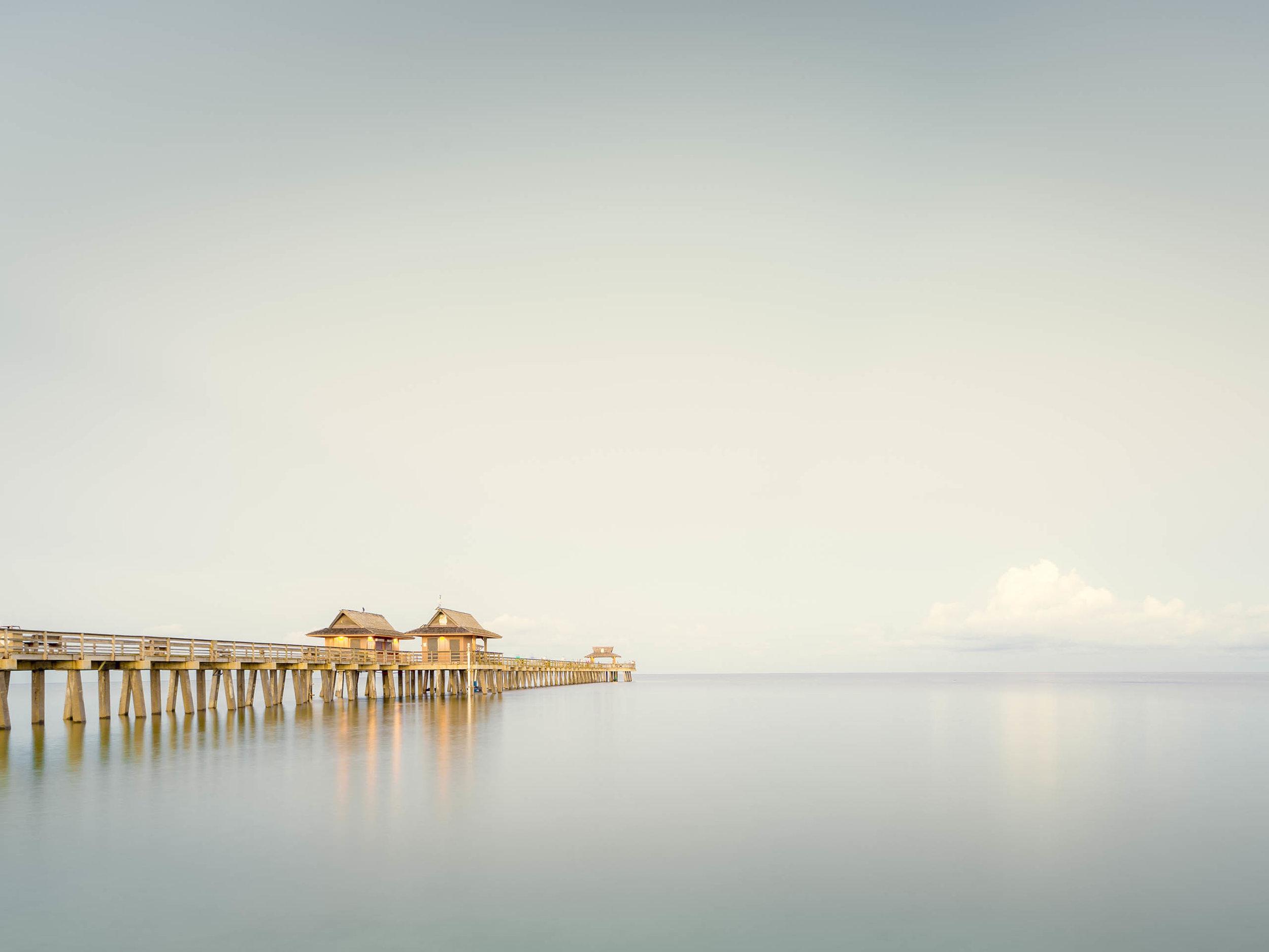 Naples Fishing Pier, Florida