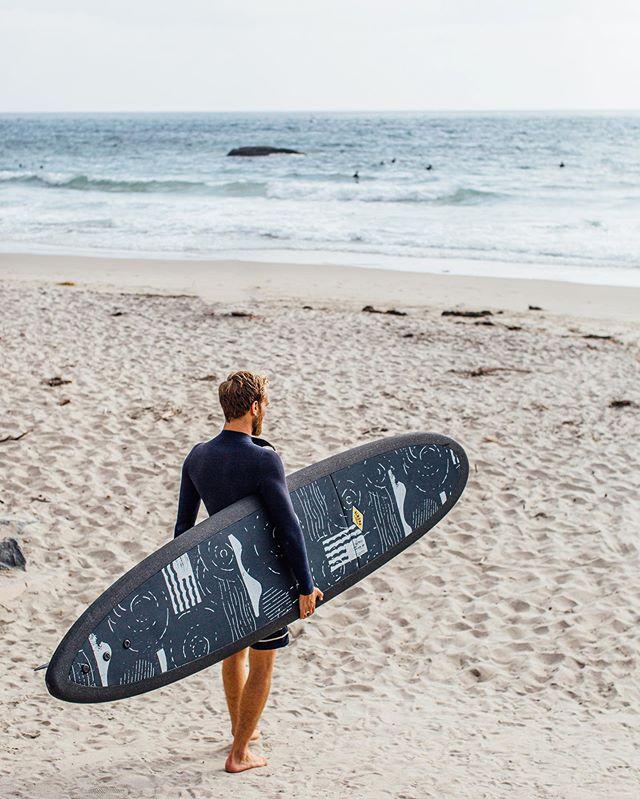 @almondsurfboards x @surfrider R-Series Joy #surfriderfoundation #almondsurfboards #rseriesbyalmond #twofeetandfiring