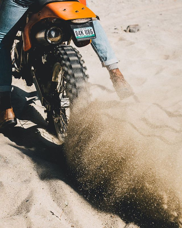 As soon as it's not 114 degrees in Palm Springs, we'll definitely be back to the dunes.
