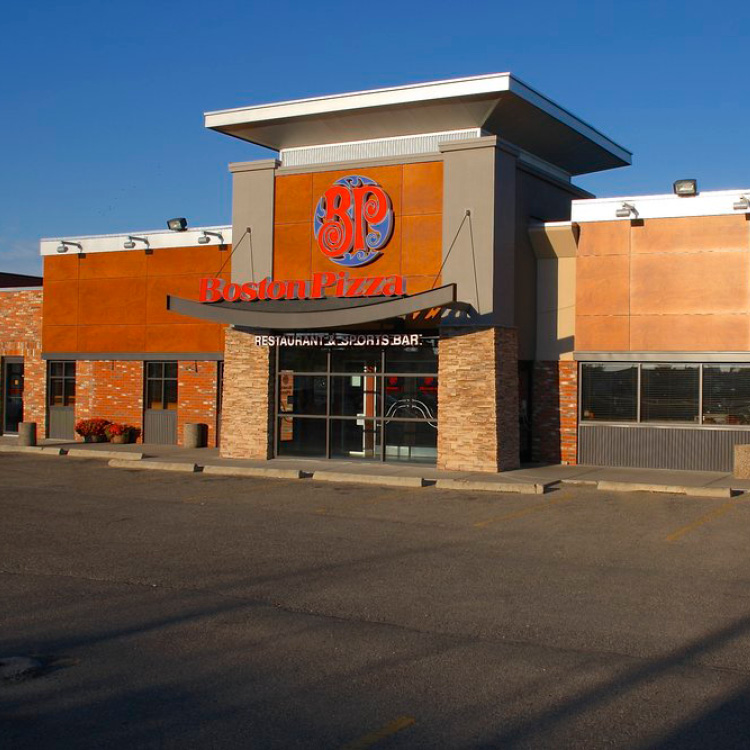 Boston Pizza Red Deer,North -