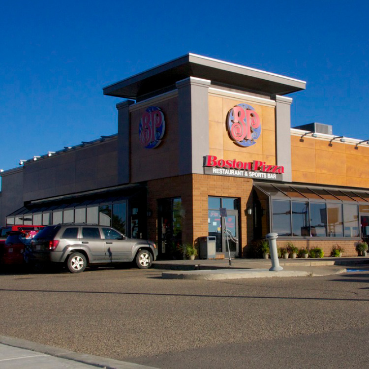 Boston Pizza Red Deer,South -