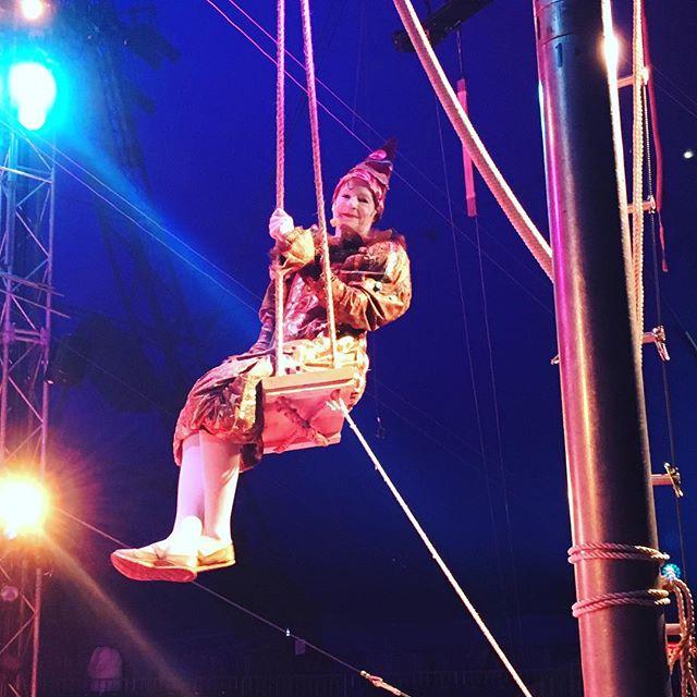 European circus clown!