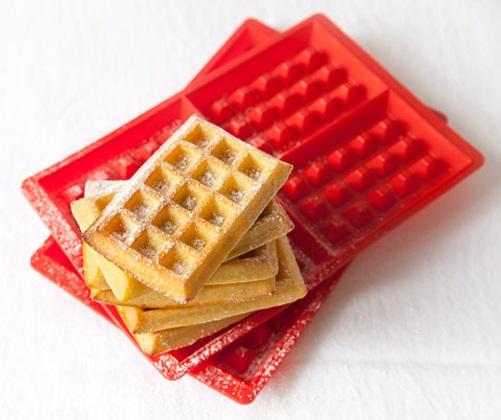 Lekue Silicone Waffle Maker