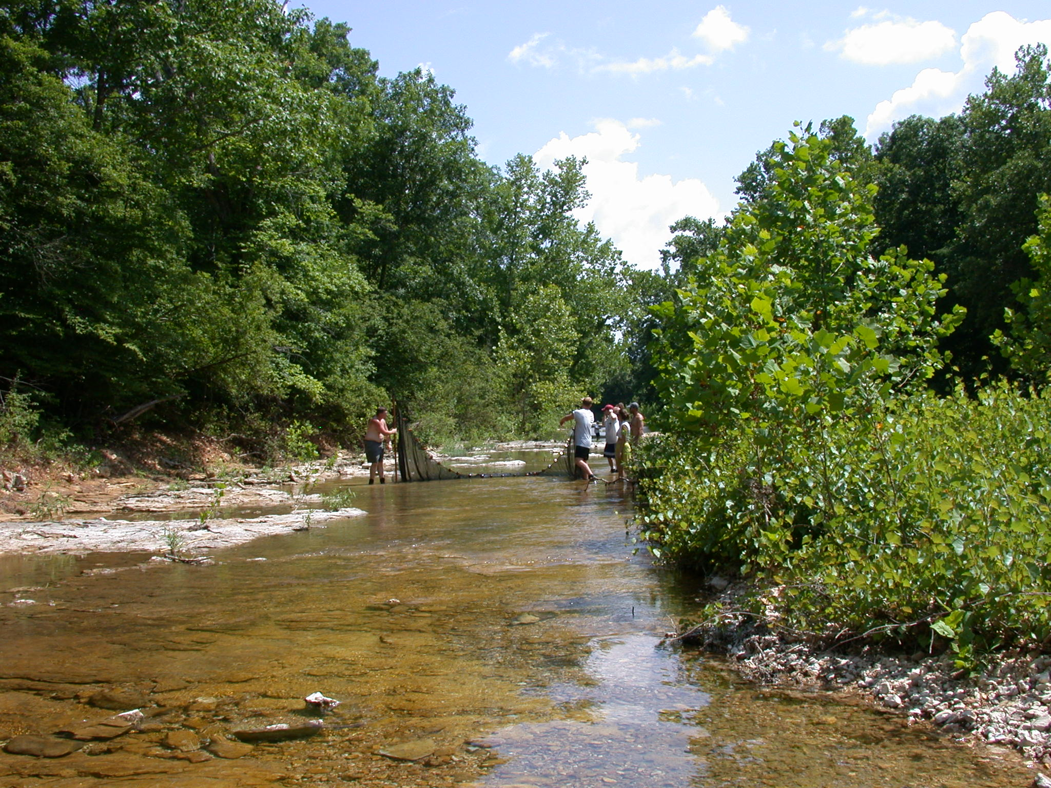 a view upstream from upper site 35.JPG