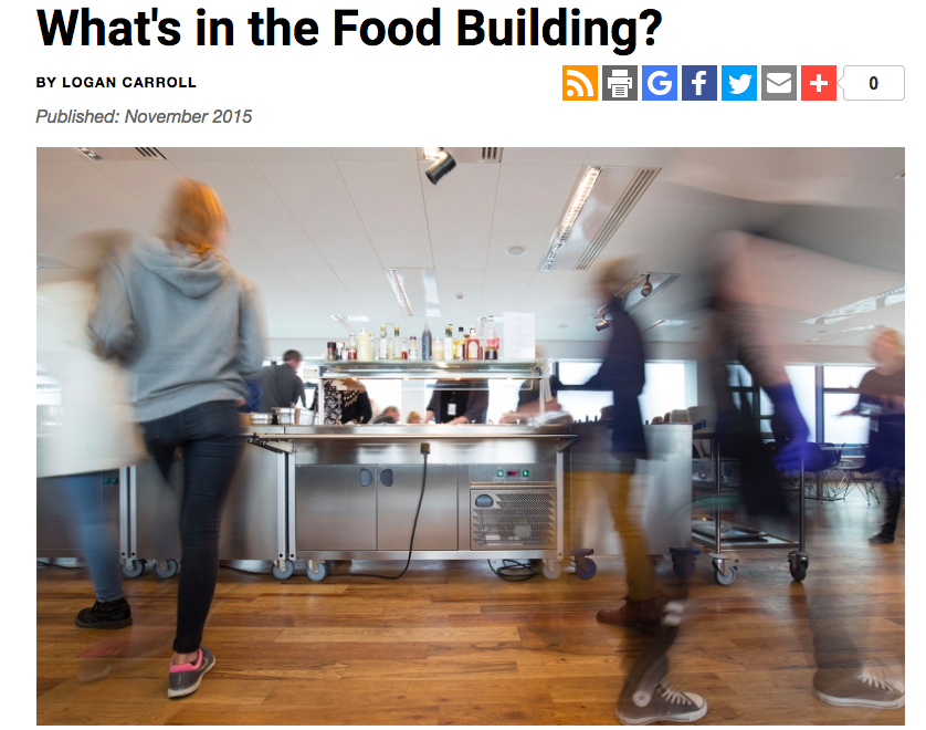MN Monthly: What's the the FOOD BUILDING?