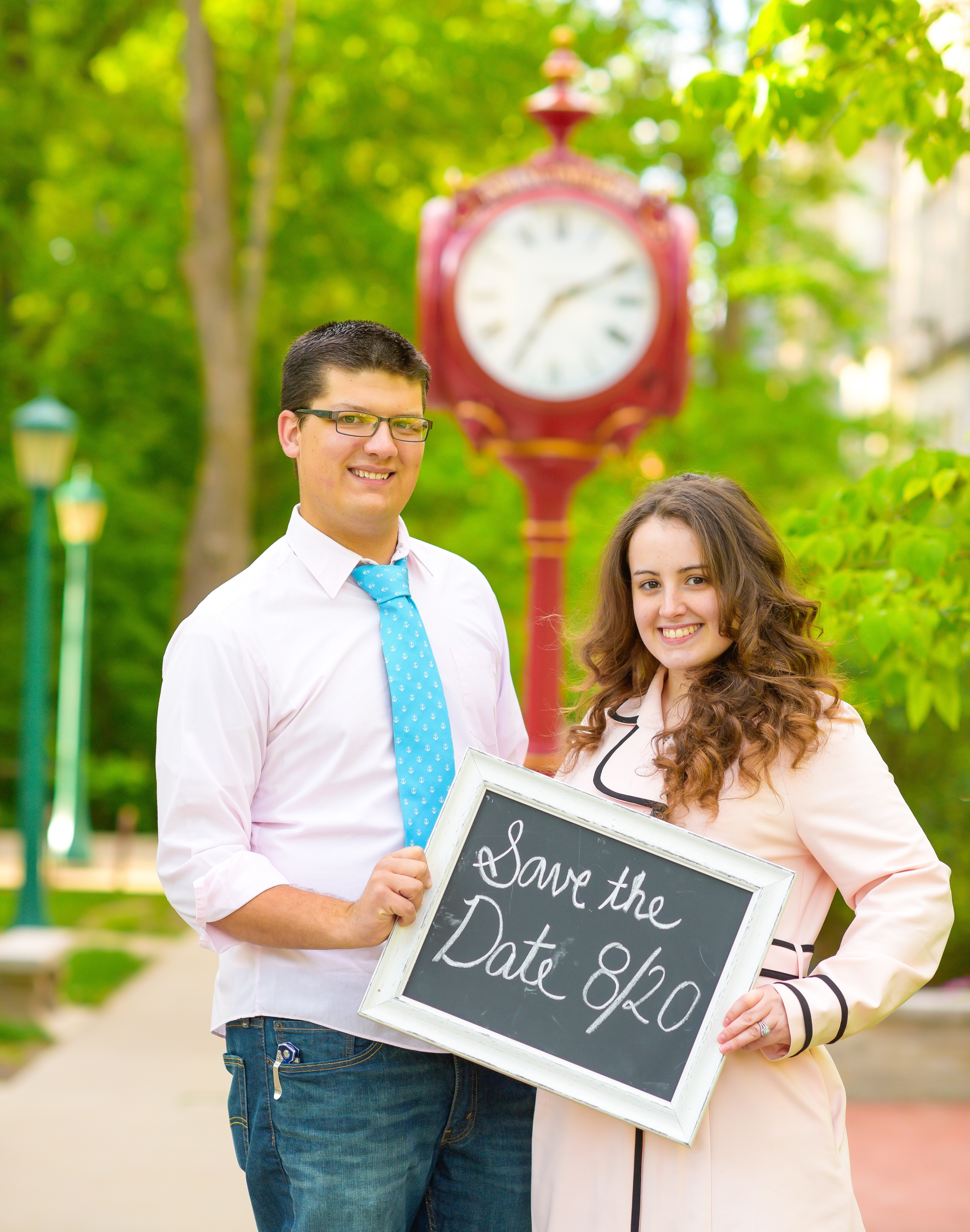 Bloomington Indiana Engagement Photography