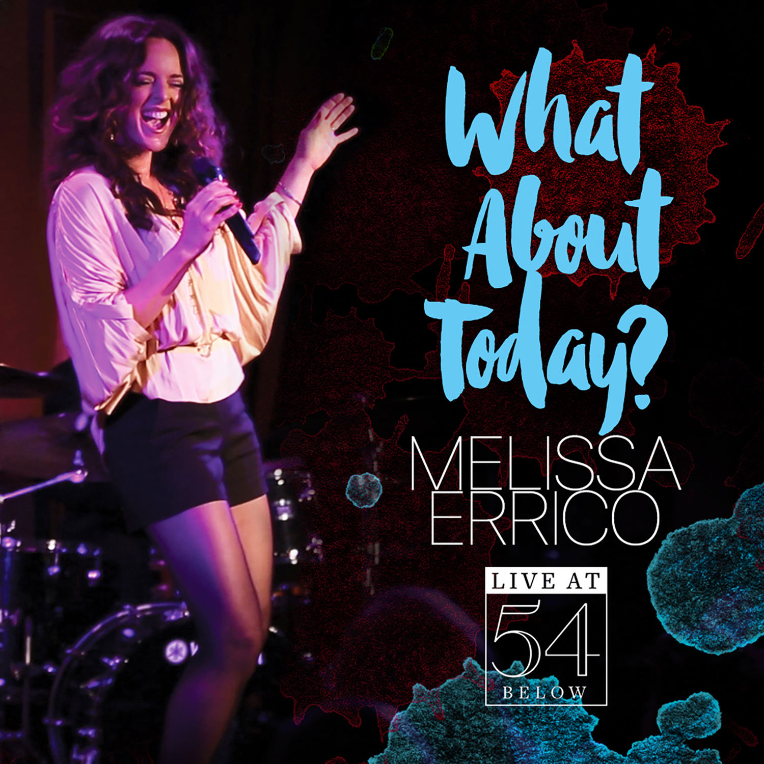 Melissa Errico - What About Today?: Live at 54 Below