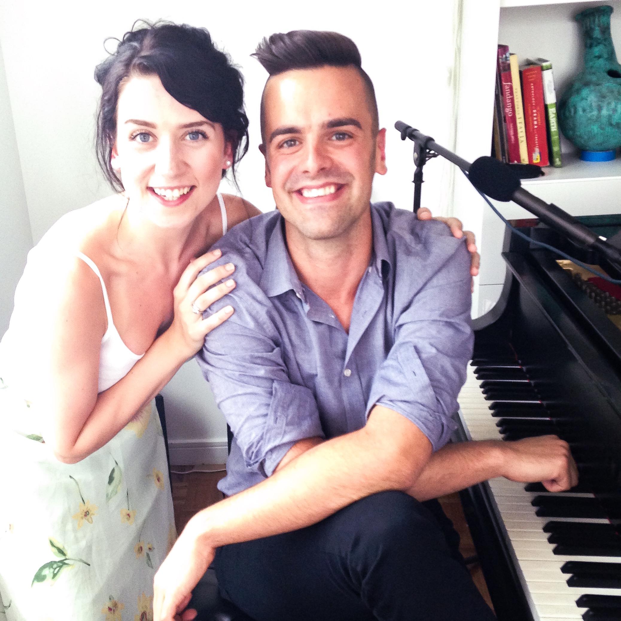 Michael J Moritz Jr and Danielle Hope