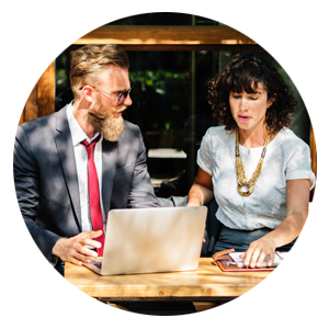 Marketing - We work with you to create a strategy that will engage and reach your target market. Then, we measure, reflect, and continue to improve your marketing strategy.