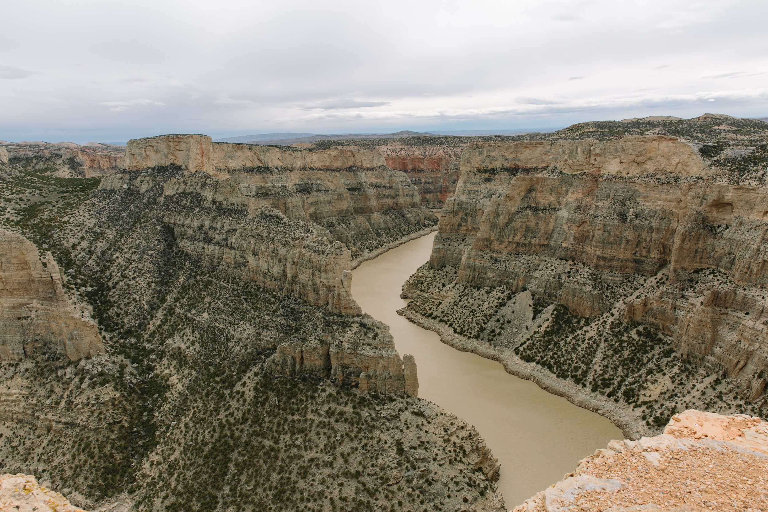 Big Horn River Basin