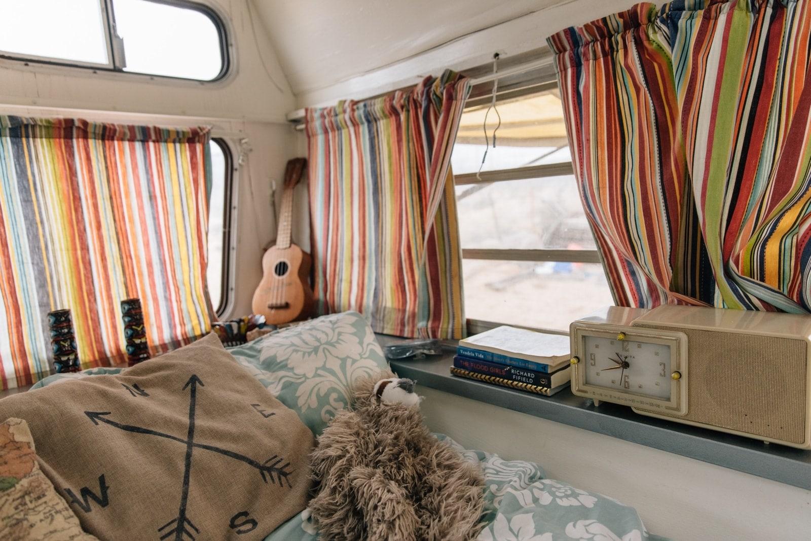 Vanvaya - Photographed pepole that live in their vans or trailers for Vanvaya.
